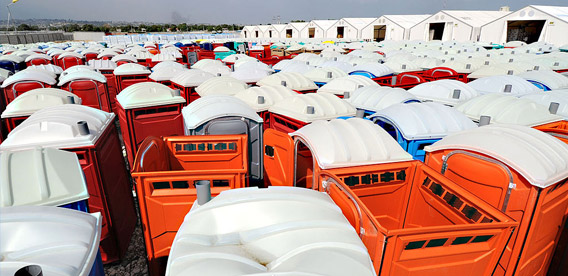 Champion Portable Toilets in Westminster, CO